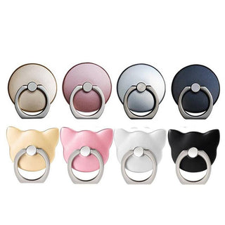 Stand Holder Finger Ring