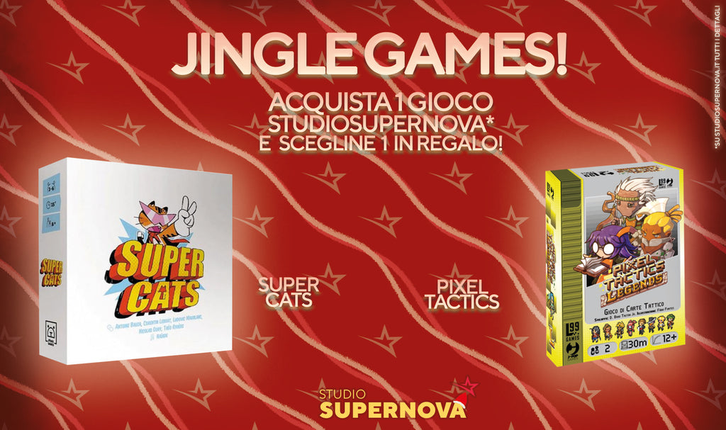 Jingle Games!