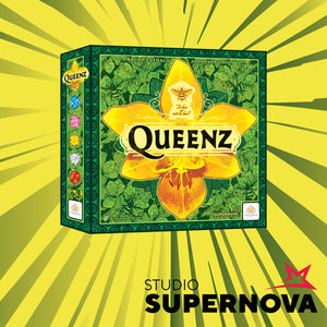 Queenz è disponibile!