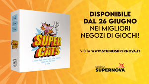Super Cats, It's a Wonderful World, Rumble Nation: le date di uscita!