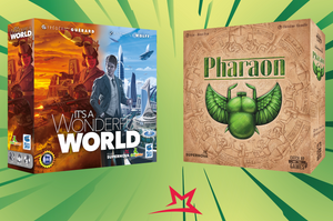 7 Settembre: Arrivano It's a Wonderful World e Pharaon!