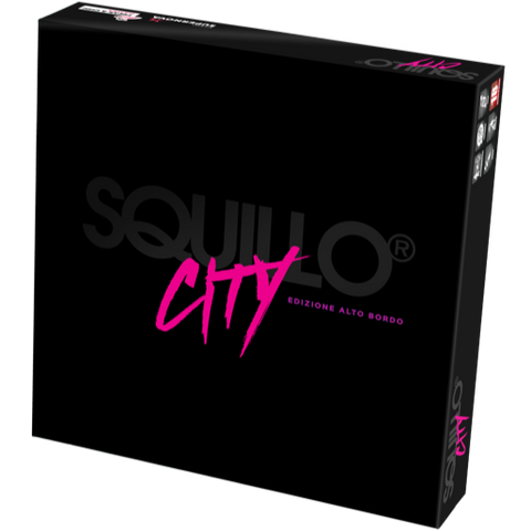 Squillo City: Edizione alto bordo