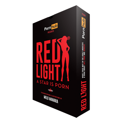 Redlight: A star is porn