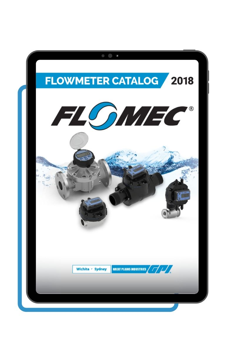 FLOMEC Flowmeters Catalogue