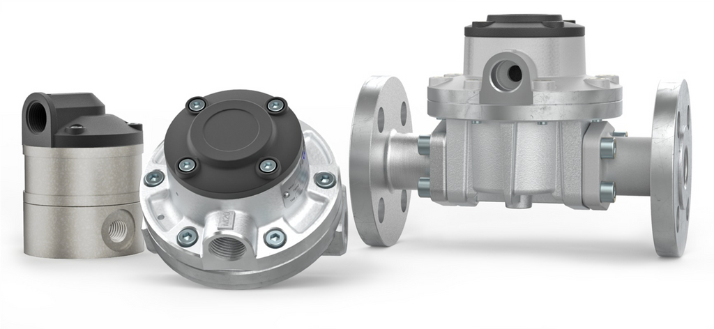 OM Series Flowmeters with FM Approval