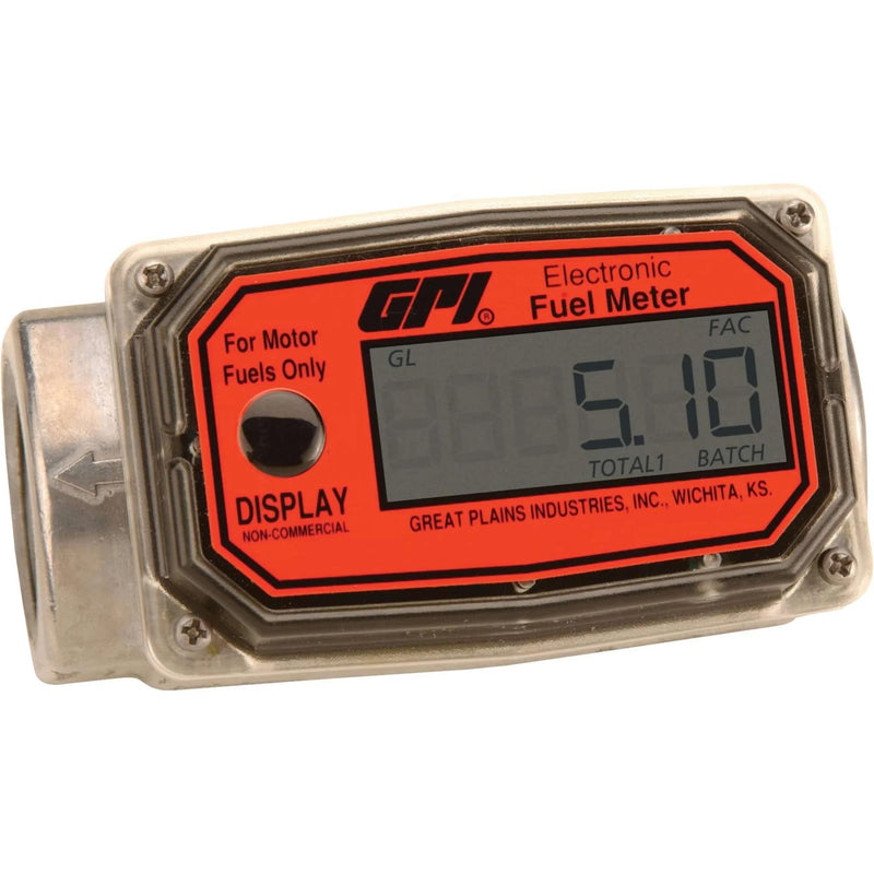 01A Series Digital Diesel Flow Meter