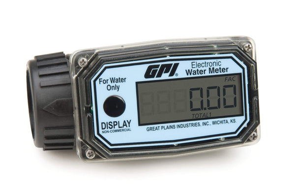 01N Series Digital Water Flow Meter