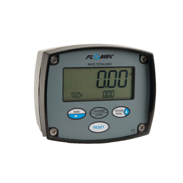 RT40 Electronic Flow Rate totaliser