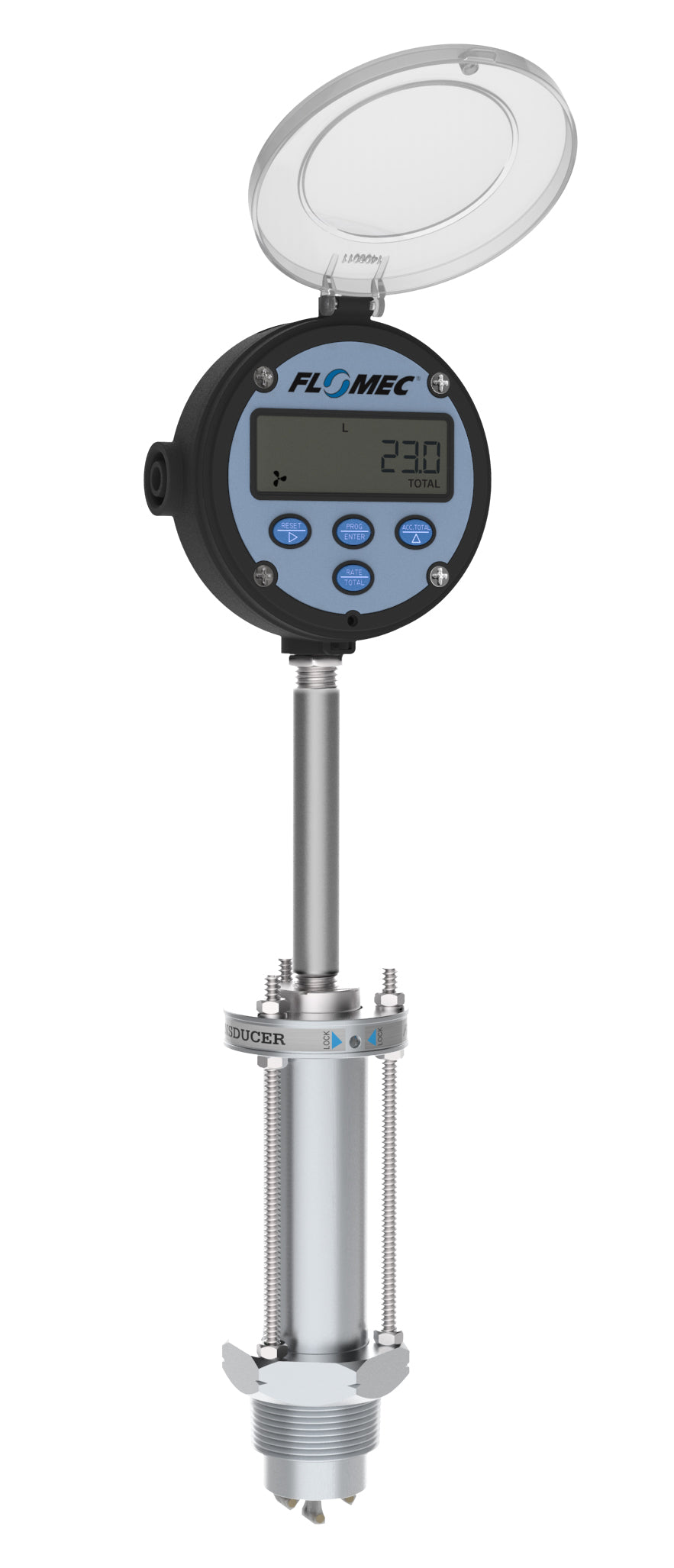 DP Series Insertion Flow Meter