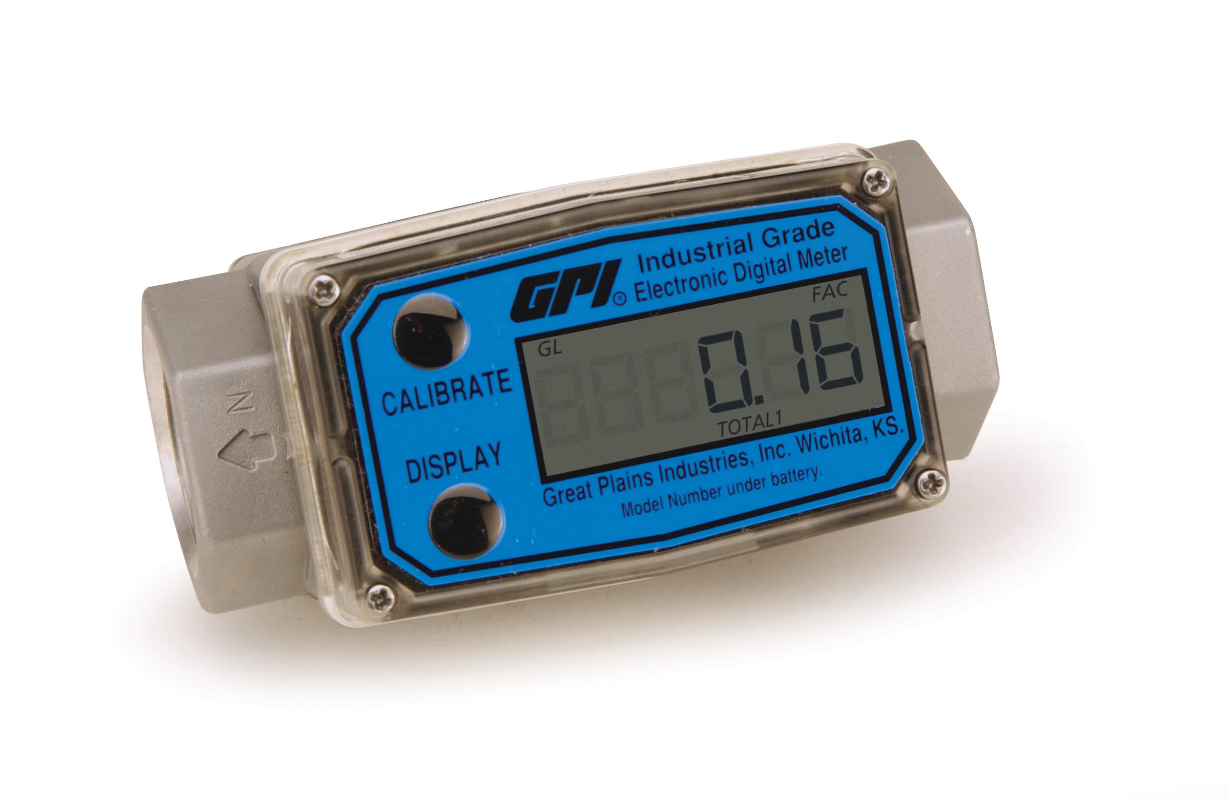 G2 Series Turbine Flow Meter