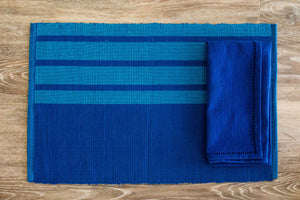 Marine Striped Placemat - Set of 2