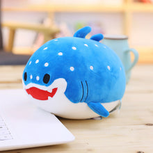 Load image into Gallery viewer, New Ocean Alliance Animal Foam Particles Plush Toy