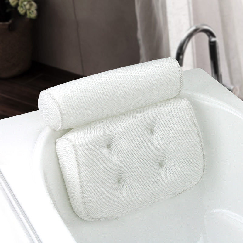 Deluxe Quick Dry Spa Luxury Bath Pillow