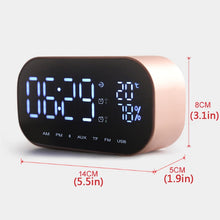 Load image into Gallery viewer, Multifunction Digital Clock