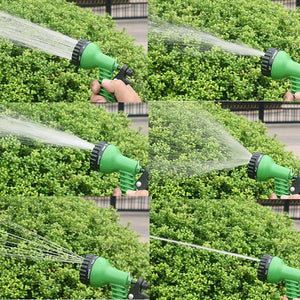 7 In 1 Spray Gun 25-200FT Expandable Garden Hose