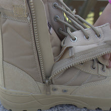 Load image into Gallery viewer, Men Desert Military Tactical Boots