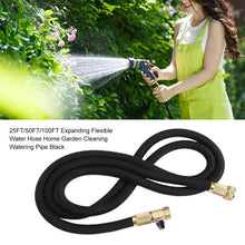 Load image into Gallery viewer, Expanding Flexible Water Hose Home Garden Cleaning Watering Pipe