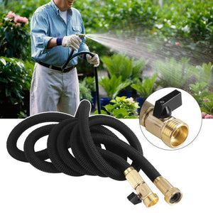 Expanding Flexible Water Hose Home Garden Cleaning Watering Pipe