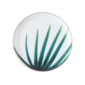Rainforest Ceramic Plate