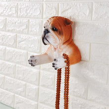 Load image into Gallery viewer, Cute Dog Toilet Paper Holder