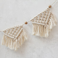 Load image into Gallery viewer, Dyed Bohemia Handcraft Macrame Wall Hanging