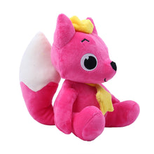 Load image into Gallery viewer, Cartoon Stuffed Plush Toys Fox Sharks soft Dolls Children Baby Animal Kid Toys Cute Kawaii Toys Baby Accompany Doll Xmas Gift