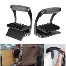 Load image into Gallery viewer, Wood Panel Carrier Easy Gorilla Gripper Handy Grip Wood Board Lifter Easy Plywood Carrier System New Arrival
