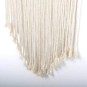 Macrame Woven Wall Hanging For Boho Room
