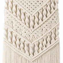 Load image into Gallery viewer, Macrame Woven Wall Hanging For Boho Room