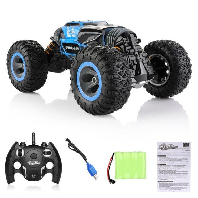 4x4 Drive Off-Road RC Cars Toys For Boys Gift  1/16 4WD Electric RC drift Car Rock Crawler Remote Control Toy 2.4G Radio Controlled