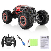 Load image into Gallery viewer, 4x4 Drive Off-Road RC Cars Toys For Boys Gift  1/16 4WD Electric RC drift Car Rock Crawler Remote Control Toy 2.4G Radio Controlled