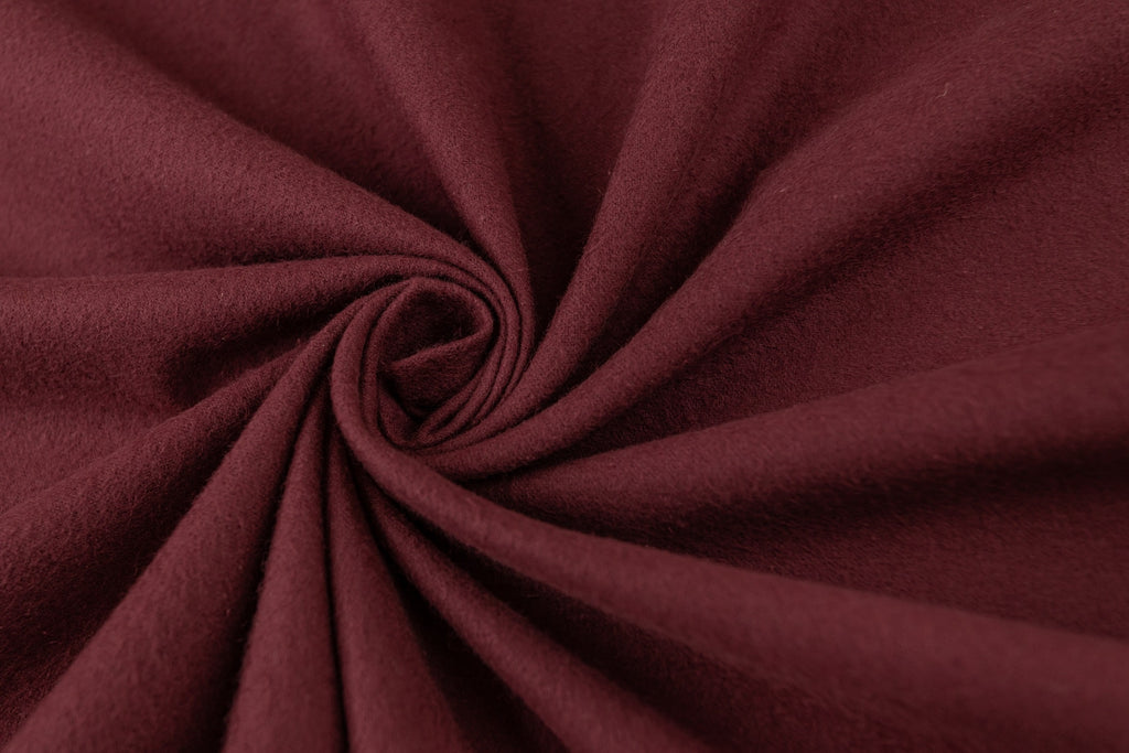 Cotton Flannel,Burgandy