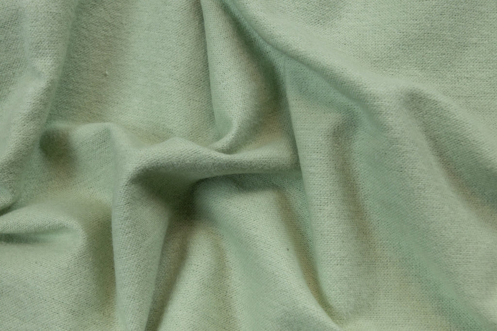 Cotton Flannel,Sage