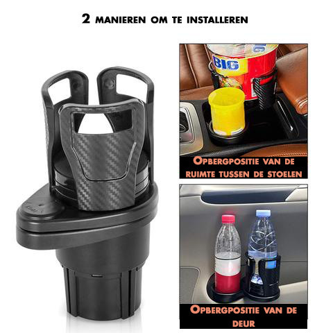 Multifunctionele Drinkbekerhouder
