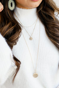 Glam Essentials Layered Necklace
