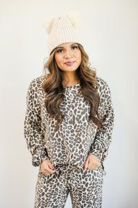 Animal Lover Leopard Top