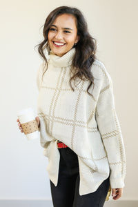 Cider, Please Tunic Sweater
