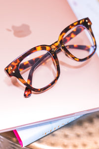 The Perfect Blue Light Glasses In Tortoise