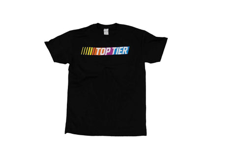 Black Top Tier Race Shirt