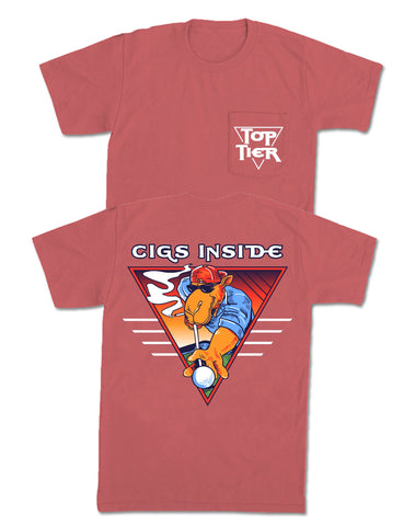 Cigs Inside Pocket Tee