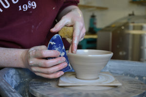One-to-one Pottery Experience