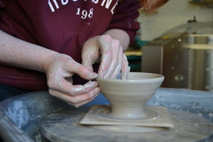 Couples Pottery Experience