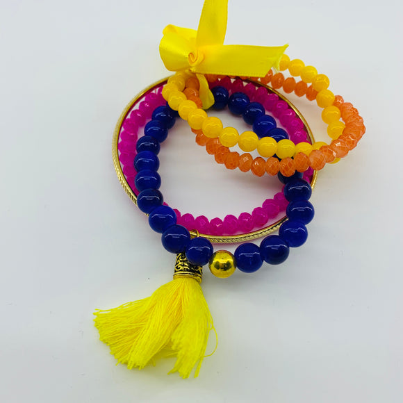 SALE Bracelet Bundle- Sunset