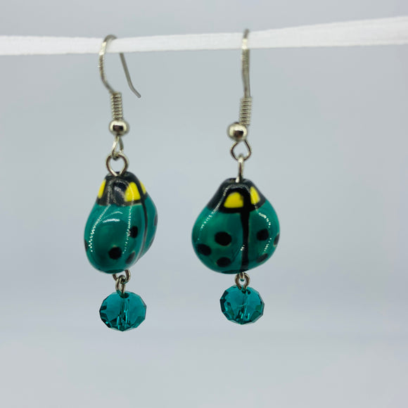 Lulu Ladybirds dangle- SALE