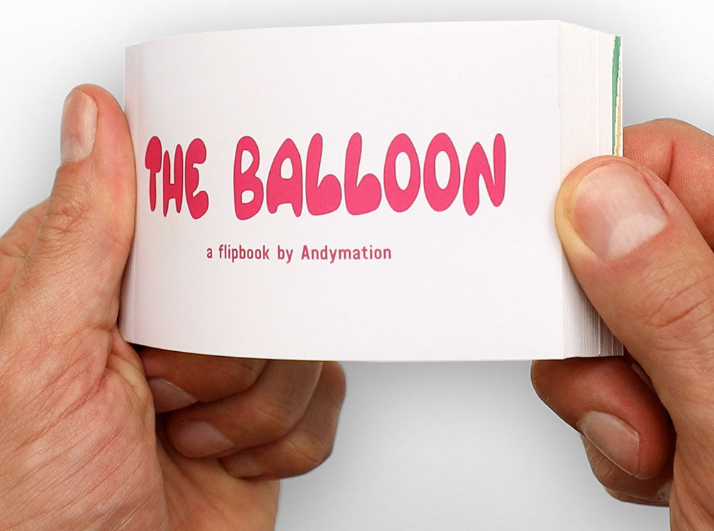 Balloon Flipbook