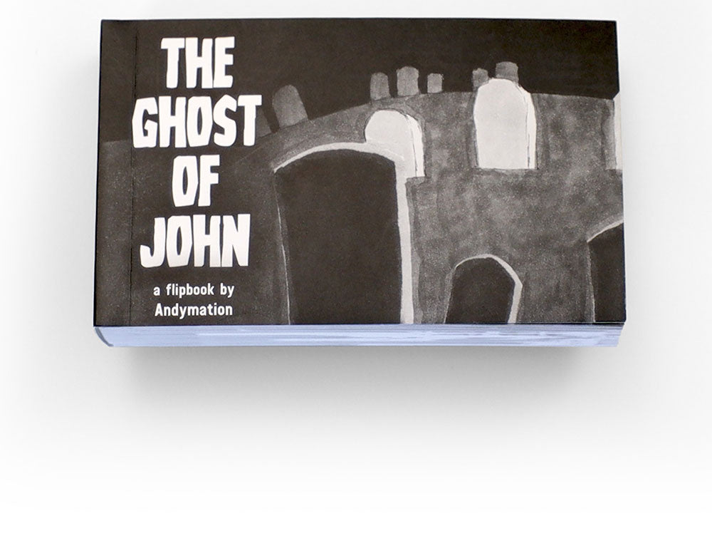Ghost of John Flipbook