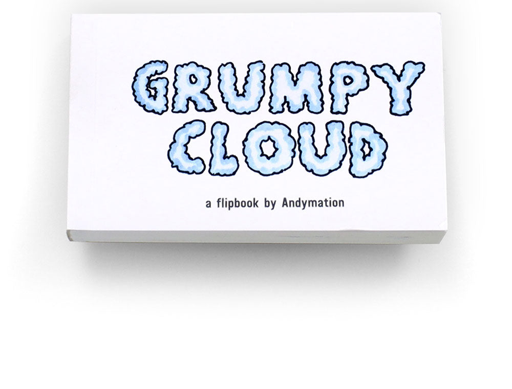 Flipbook Grumpy Cloud