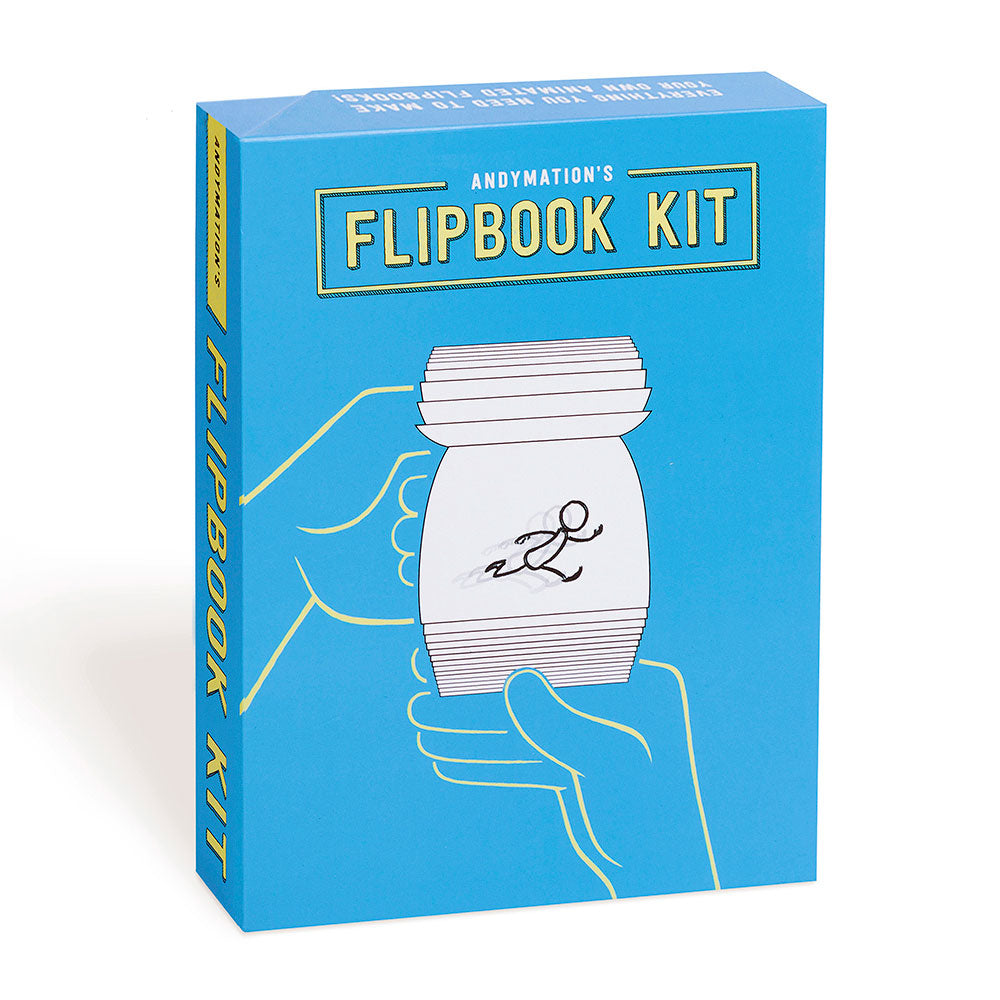 Andymation's Flipbook Kit