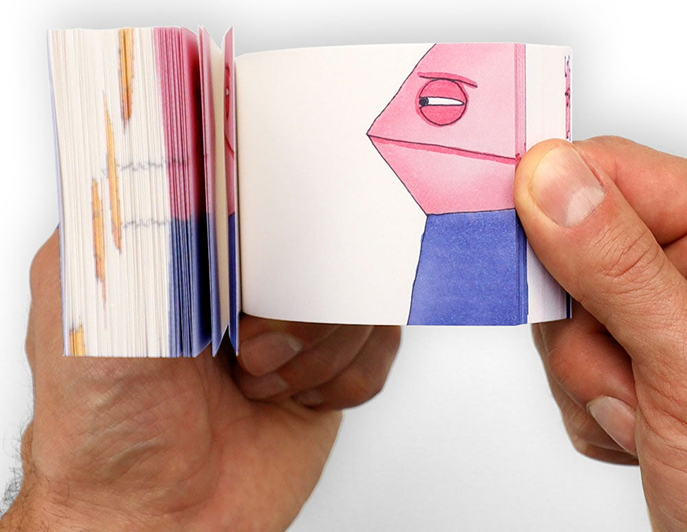 Pencil Flipbook