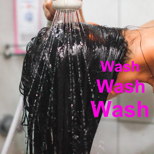 How often to wash human hair wig ?